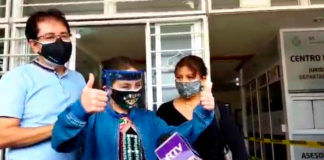 Niña de 12 años amparada recibirá vacuna contra COVID-19 en Veracruz