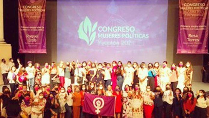 Primer Congreso de Mujeres Políticas 2021
