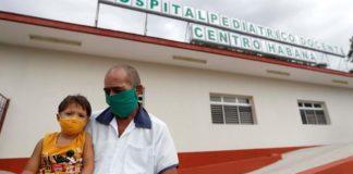 Vacunación infantil en Cuba