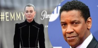 """Ellen Pompeo recuerda cuando peleó con Denzel Washington por """"Grey's Anatomy"""""""
