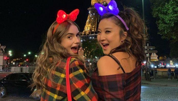 """Estas son las primeras imágenes de la segunda temporada de """"Emily en París"""""""