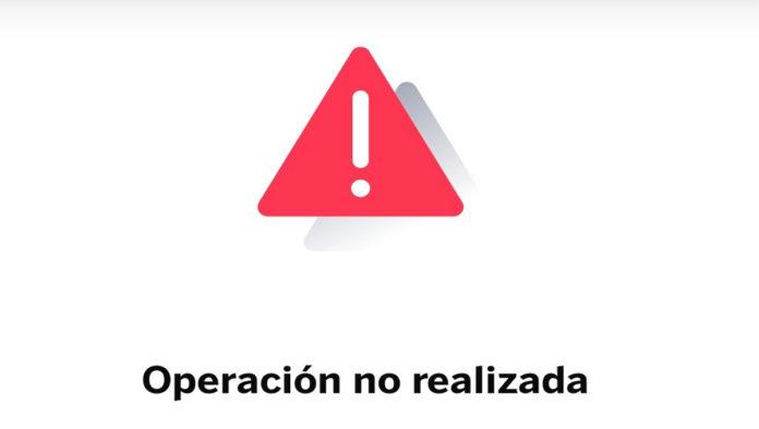 Aplicación móvil de BBVA vuelve a registrar fallas, reportan usuarios
