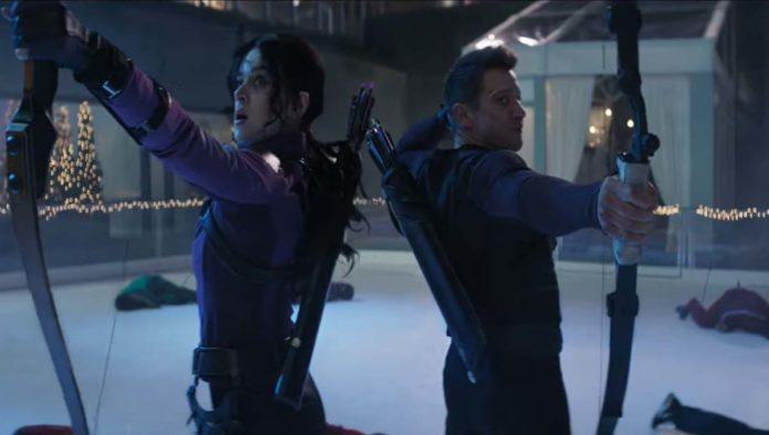 Escena de Hawkeye