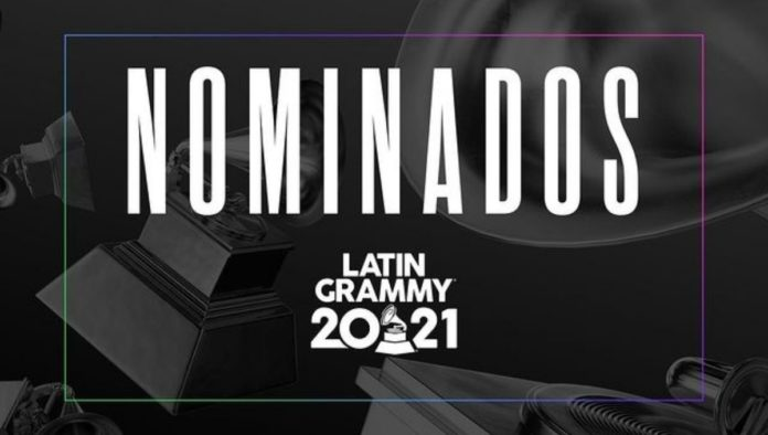 Estos son todos los nominados a los Latin Grammy 2021