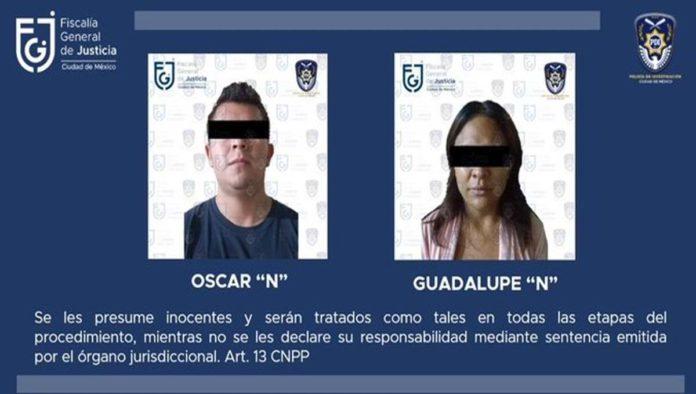 Detenidos por Ley Olimpia en CDMX