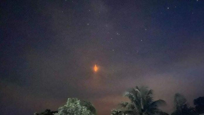 Luces rojas en Oaxaca