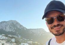 Orlando Bloom se vuelve viral por encontrarse con un tiburón blanco