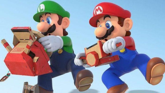 Este será el elenco de la película animada de Super Mario Bros.