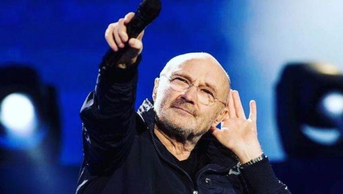 Phil Collins ya no puede tocar la batería por su estado de salud
