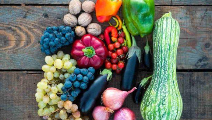 Alimentos para no envejecer