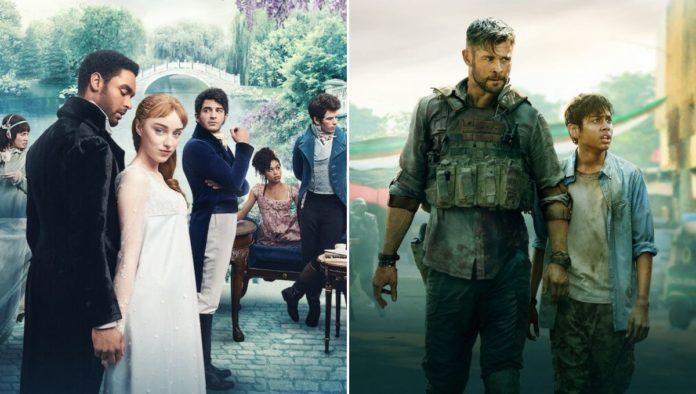 Estas son las series y películas originales de Netflix más vistas