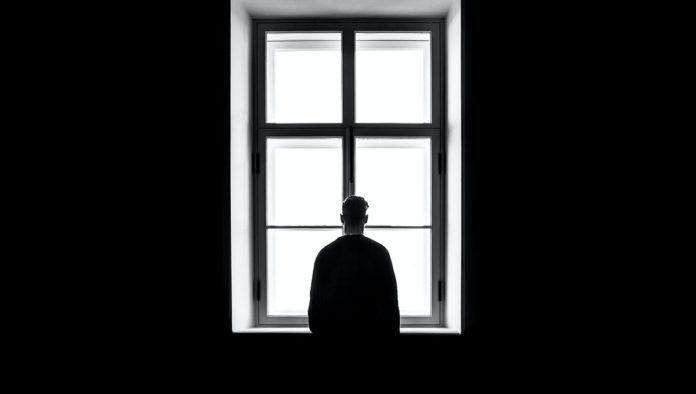 Una persona que cometerá suicidio
