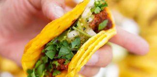 Tacos carne al pastor