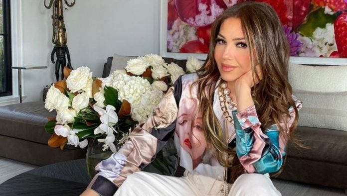 Ni Thalía se salvó de las inundaciones en Nueva York