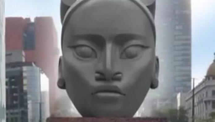 Escultura de Tlalli