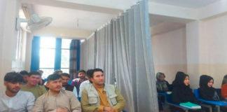Universidades de Afganistán lucen vacías tras imposiciones hechas a mujeres