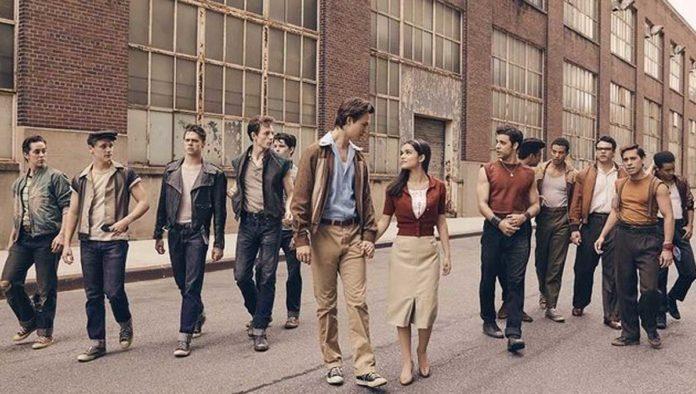 Escena de West Side Story