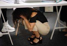 Violencia laboral en mujeres